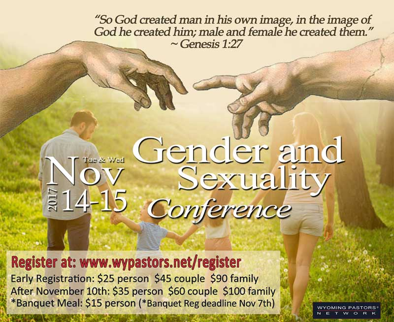 Gender and sexuality conference